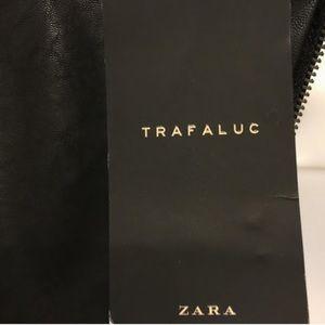 Zara Dresses - ZARA Alaia inspired Little Black Edgy Dress